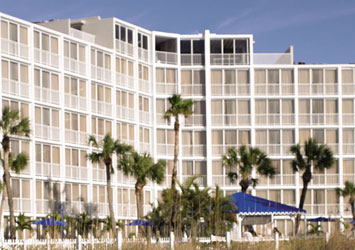 Tradewinds Sandpiper Beach Resort Exterior